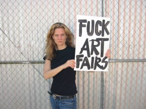 fuck art fairs